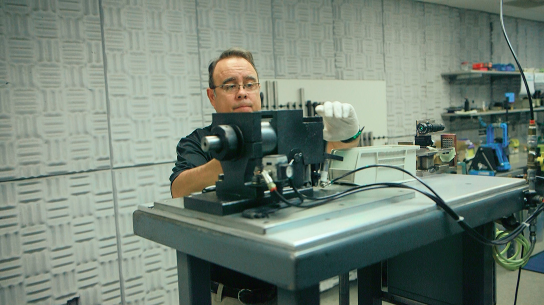bullet resistant body armor lab