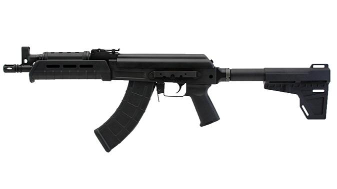 Century Arms C39v2 Blade AK Pistol extended left profile