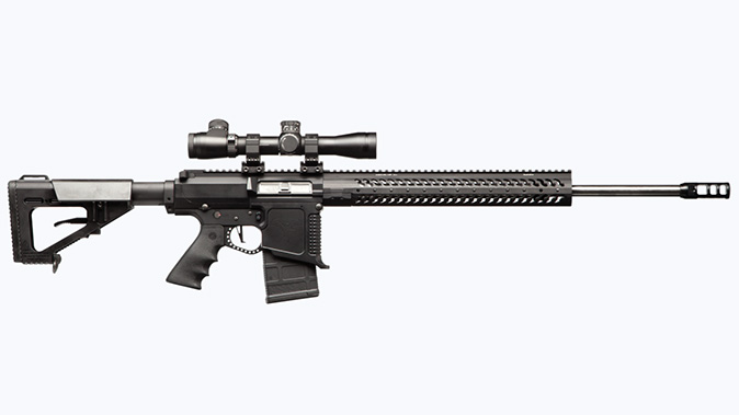 DoubleStar STAR10-BX rifle right profile