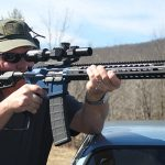 FN 15 Competition rifle shooting