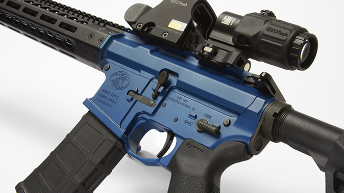FN 15 Competition rifle receivers