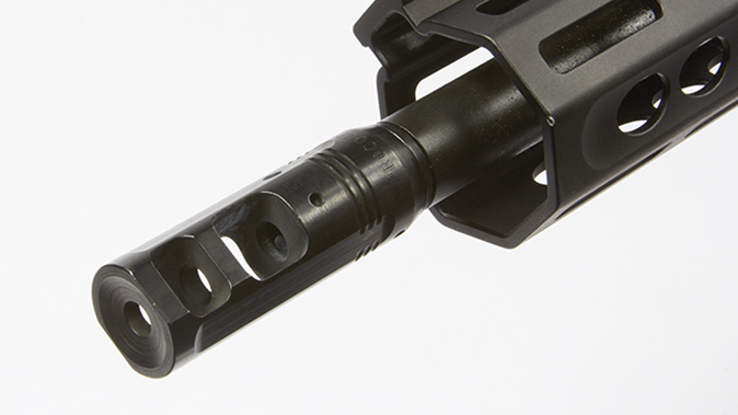 FN 15 Competition rifle barrel