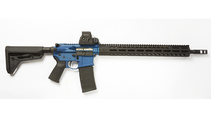 FN 15 Competition rifle right profile