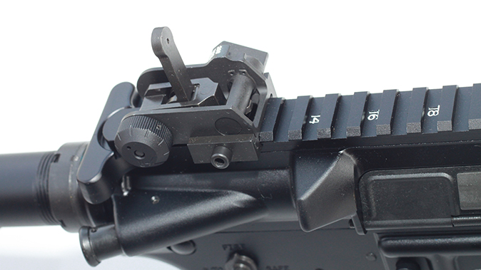 fn military collector m16 m4 rifles sights