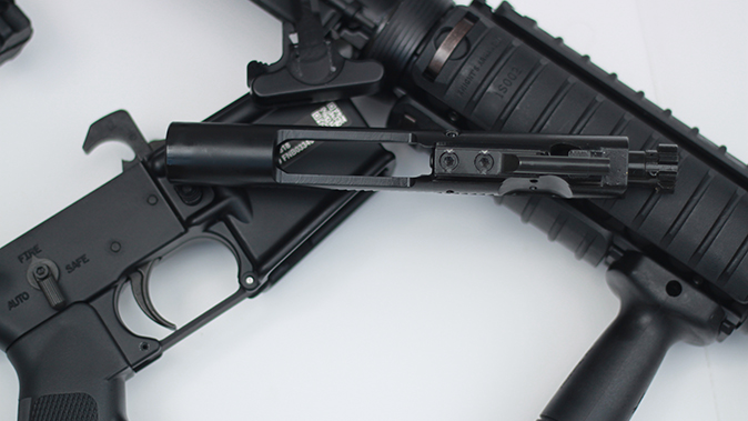 fn military collector m16 m4 rifles bolt carrier group