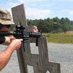 fn military collector m16 m4 rifles range testing