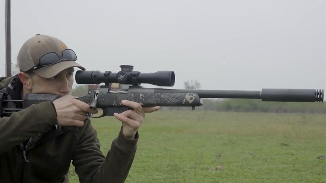 gunwerks copilot rifle