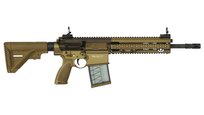 portuguese special operations hk417 rifle