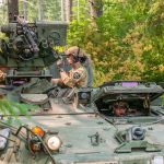IHPS helmet soldier tank