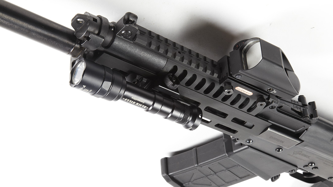 royal tiger imports io EM-12B shotgun rail