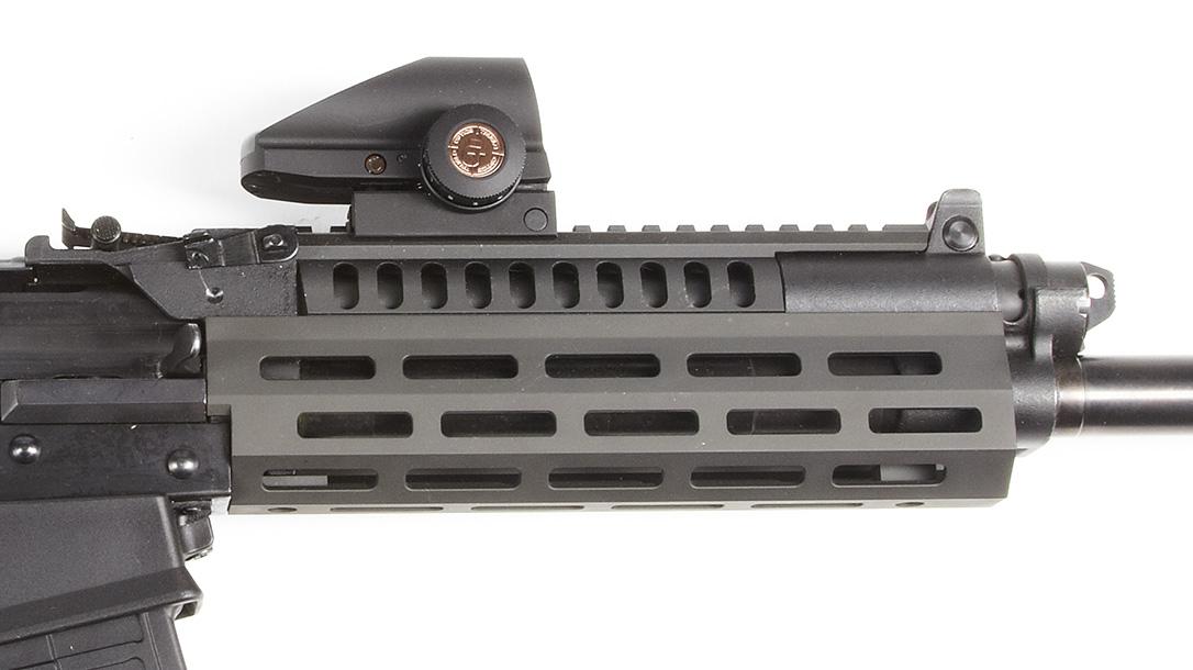 royal tiger imports io EM-12B shotgun m-lok slots