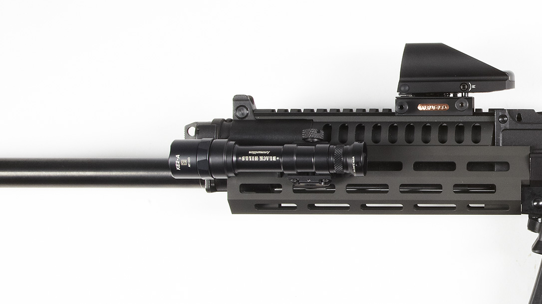 royal tiger imports io EM-12B shotgun gas block