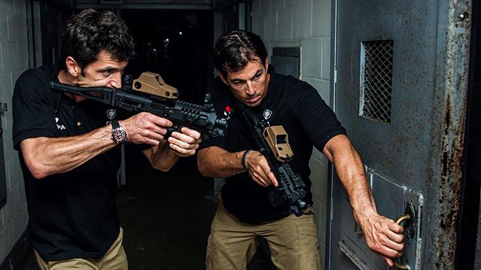 Israeli Defense Forces idf shooting cqb training