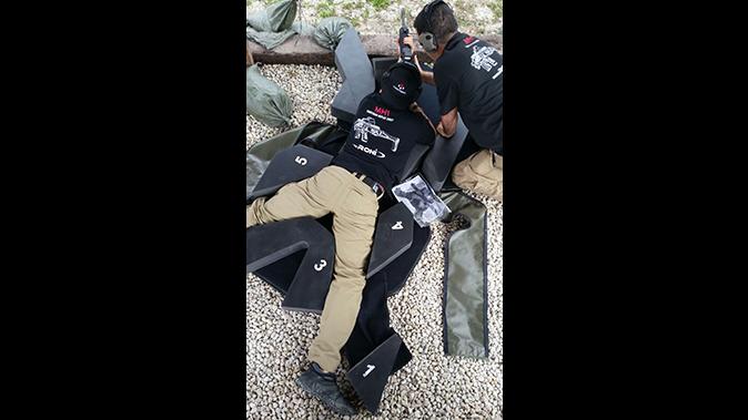 Israeli Defense Forces idf shooting zues marksmanship