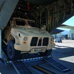 Oshkosh JLTV c-130 transport
