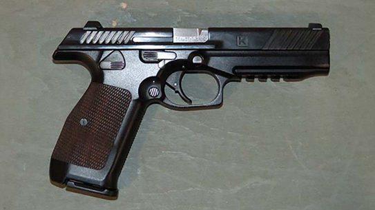 kalashnikov pl-14 handgun