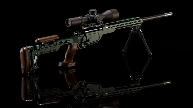 Medwell Precision Rifles vanquish