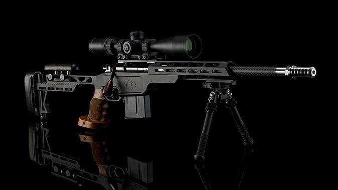Medwell Precision Rifles wraith