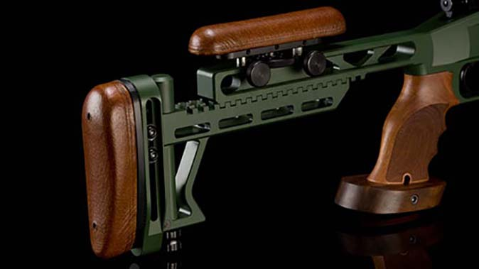 Medwell Precision Rifles stock
