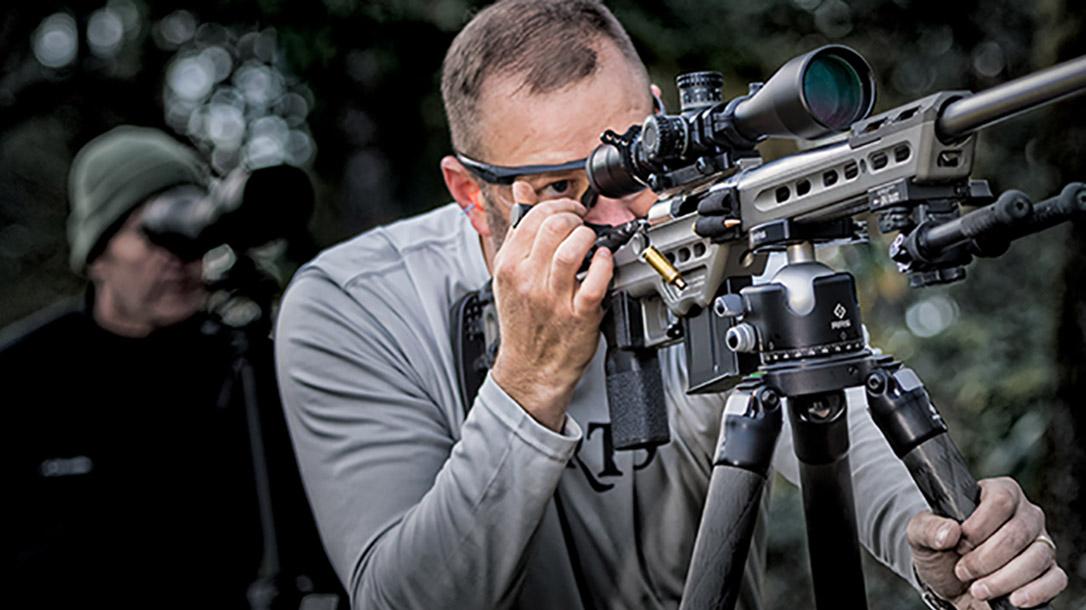 nikon black FX1000 scope range test
