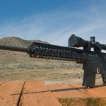 noreen firearms BN308 rifle review left angle