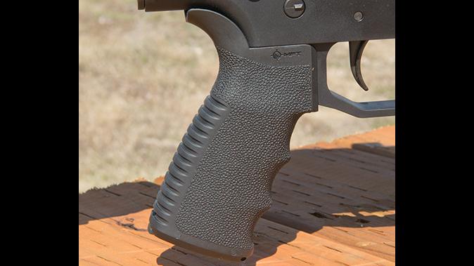 noreen firearms BN308 rifle review grip