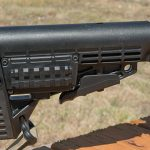 noreen firearms BN308 rifle review stock