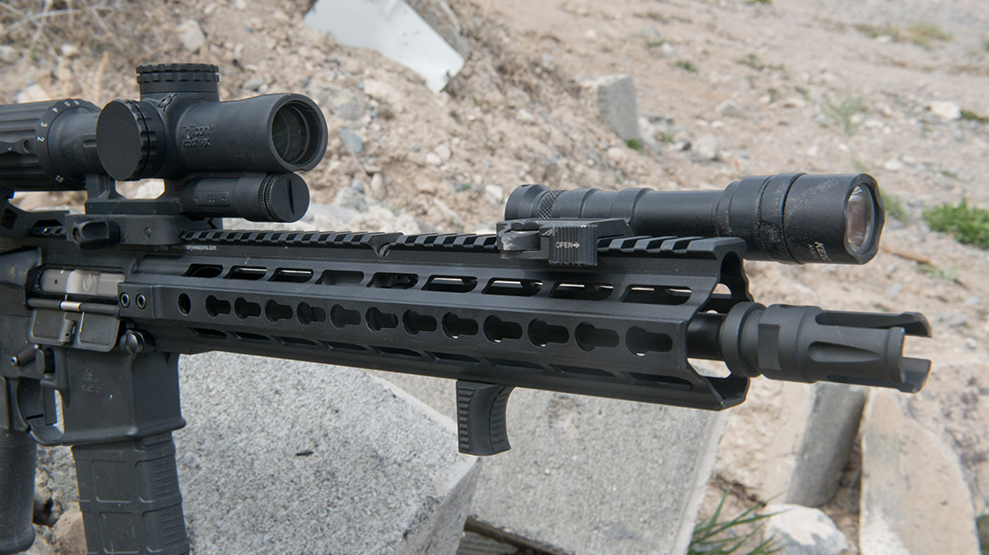 Primary Weapons Systems MK112 rifle handguard