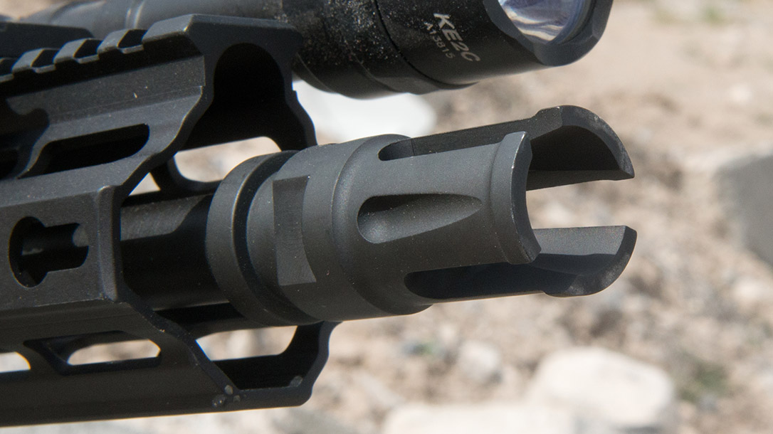 Primary Weapons Systems MK112 rifle flash hider