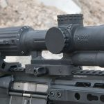 Primary Weapons Systems MK112 rifle trijicon scope