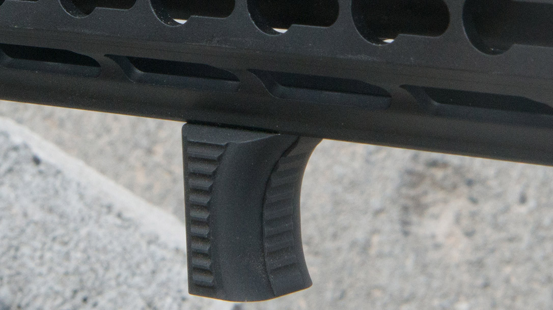 Primary Weapons Systems MK112 rifle hand stop