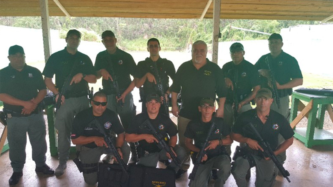 bayamon police br4 diablo rifle lineup