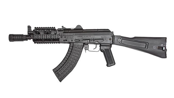 Arsenal SLR-107UR SBR rifle left profile