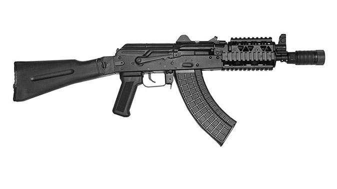 Arsenal SLR-107UR SBR rifle right profile