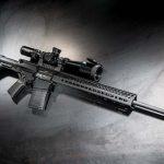 Seekins Precision SP10 6.5 Creedmoor rifle right profile