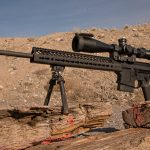 Seekins Precision SP10 6.5 Creedmoor rifle left angle