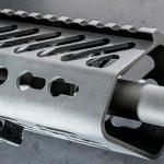 Seekins Precision SP10 6.5 Creedmoor rifle handguard slots