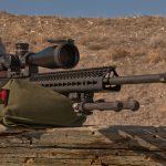 Seekins Precision SP10 6.5 Creedmoor rifle shooting