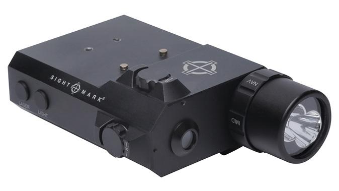 Sightmark LoPro Combo Flashlight and Green Laser Sight