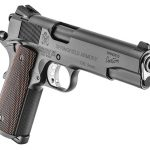 Springfield Professional 1911 9mm pistol right angle