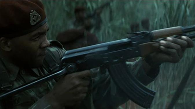 ak-47 rifle tears of the sun