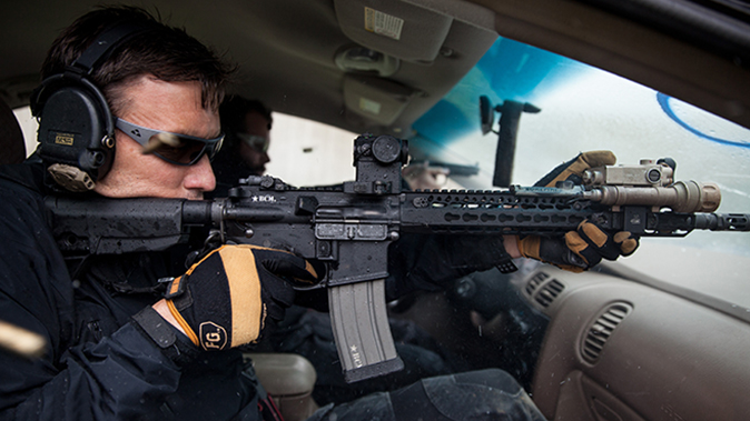tactical shooting travis haley