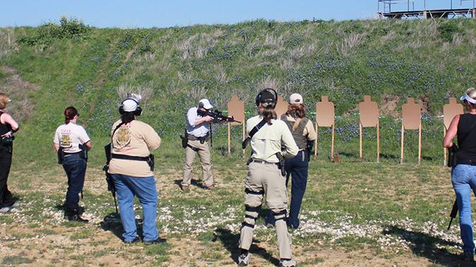 tactical shooting course