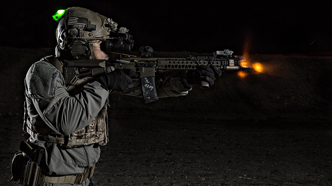 tactical shooting night vision devices