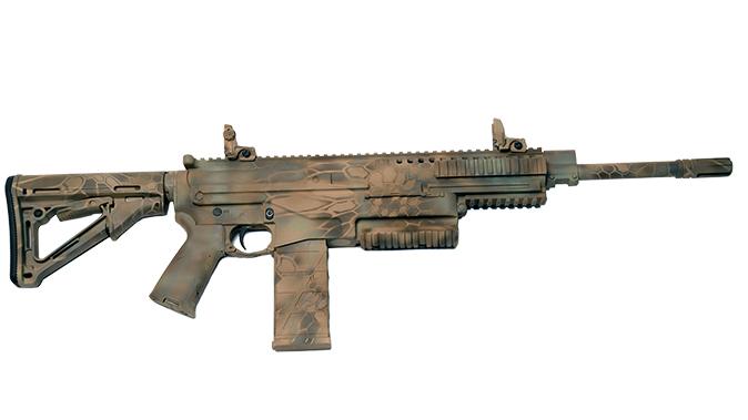 textron systems lsat carbine