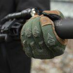 Vertx tactical gloves FR Breacher glove suppressor