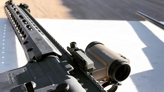 aimpoint micro t-2 fde sight