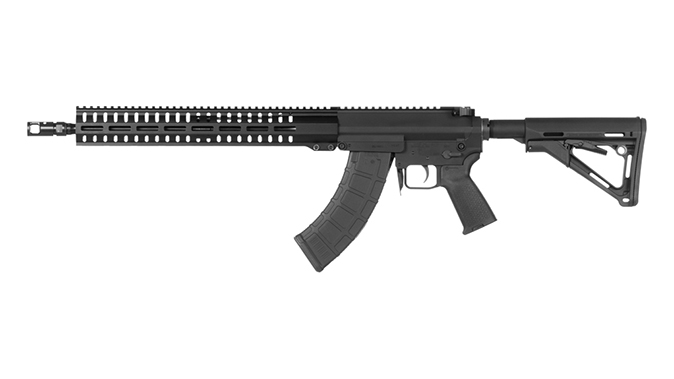 CMMG MK47 mutant akr rifle left profile