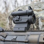 Aimpoint CompM5 red dot optic MK107