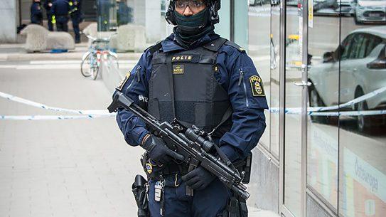 federal premium duty ammo swedish regional task force police